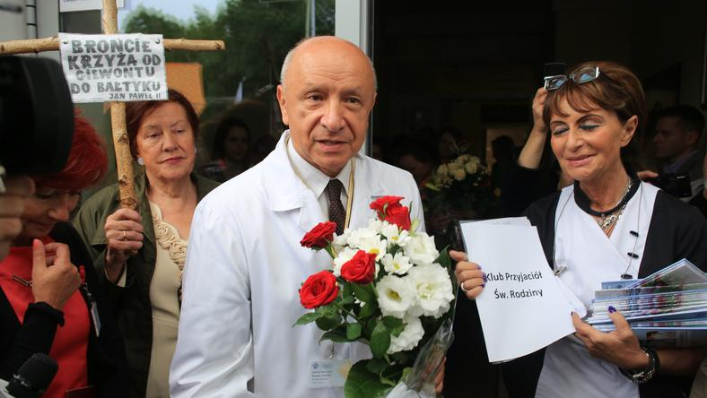 Prof. Bogdan Chazan