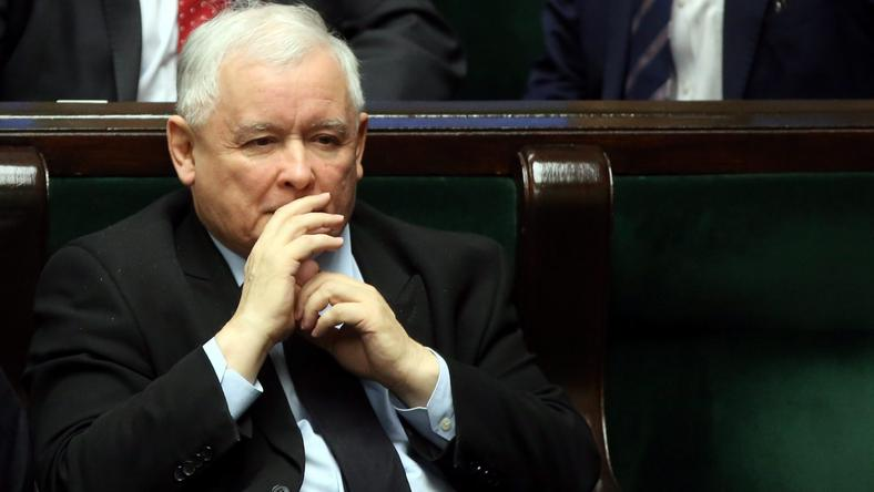 """Kaczyński wśród najpotężniejszych w Europie. Ranking """"Politico"""""""