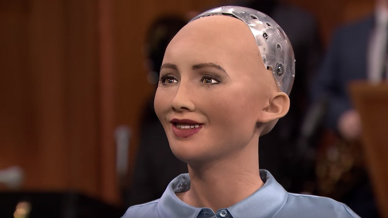 Sophia, the world's first Humanoid Robot is coming to Kenya