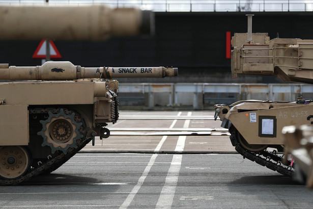 NATO, armia USA