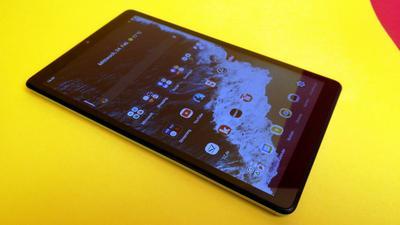 Lenovo Tab M8 im Test: Tablet-Schnäppchen mit Top-Display