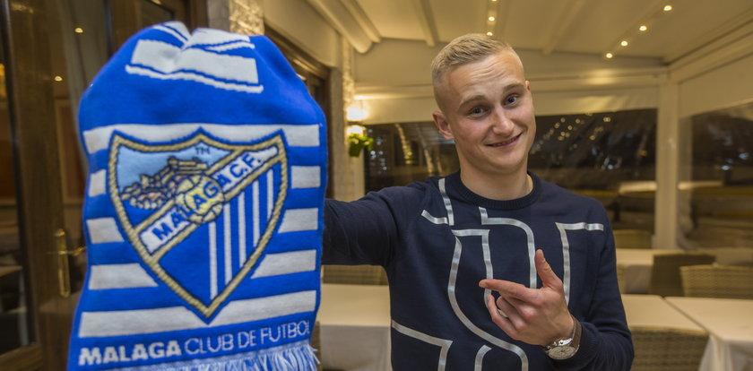 Strzelił gola w La Liga, trafił do Zawiszy!