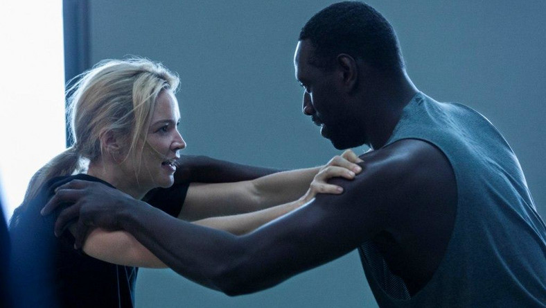 Kadr z filmu Nocny konwój