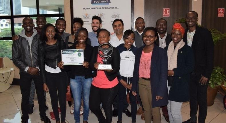 Cheki Kenya wins Most Preferred Automotive Marketing Platform award