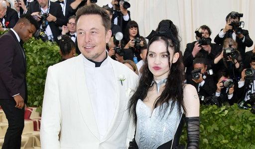 """Partnerka Elona Muska trafiła do szpitala. Wszystko przez występ w telewizji. """"To dobry czas na rozpoczęcie terapii"""""""
