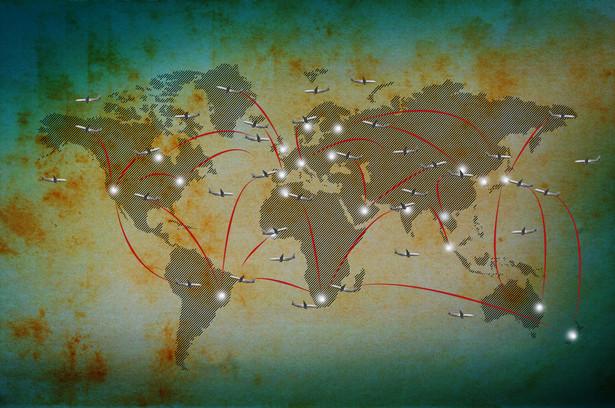 Lotnictwo, turystyka, podróże