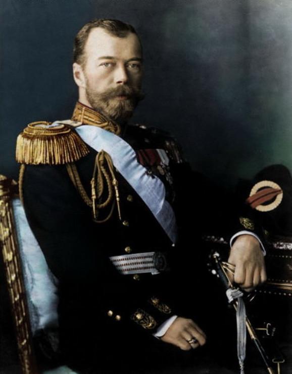 Nikolaj Drugi Romanov