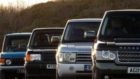 Range Rover kończy 40 lat