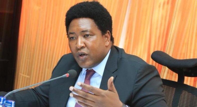 Narok Senator Ledama Olekina