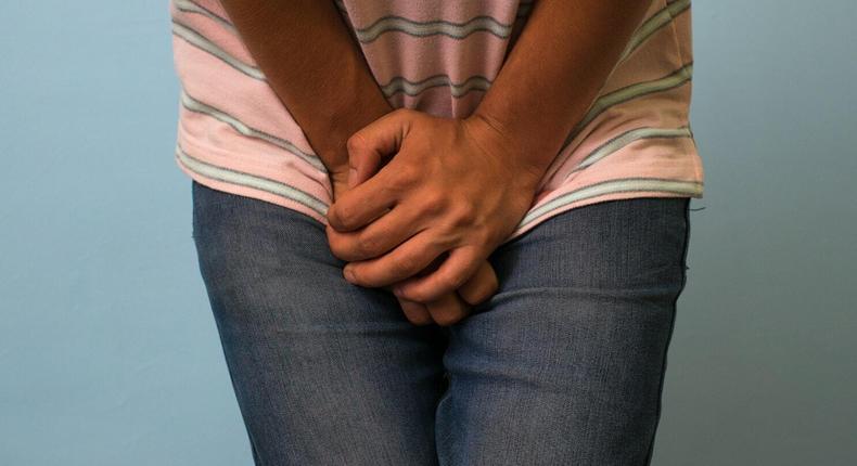 Painful genitals(Buoy Health)