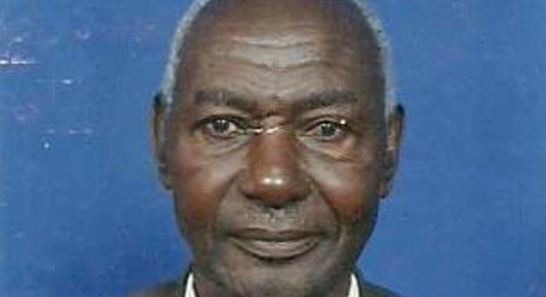 Former Kasipul Kabondo MP James Mbori.