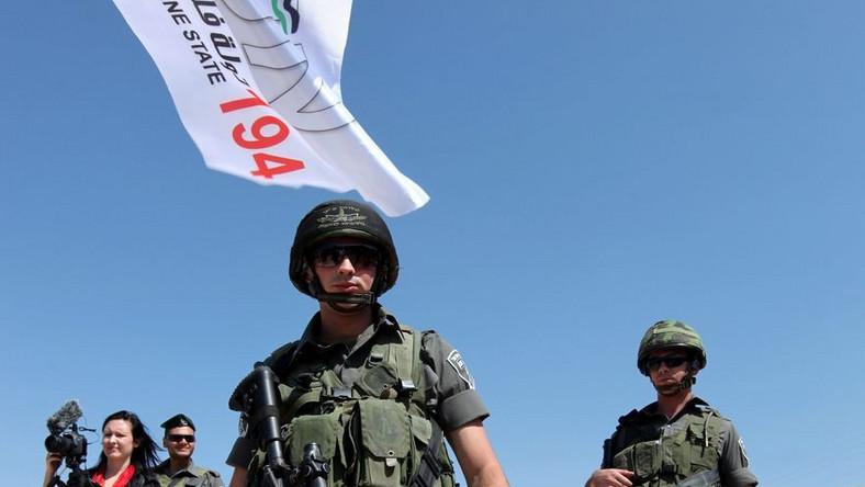 W Izraelu armia mobilizuje rezerwy w obawie przed Palestyńczykami