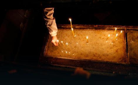 Molitva, ispovest, post su uvek prve preporuke