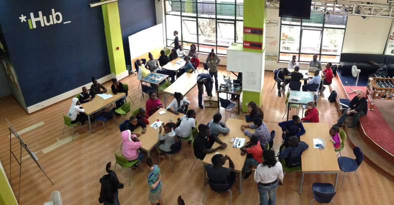 Since it was founded in 2010, iHub has launched as many as 170 startups.