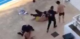 Ochrona pobiła turystów w hotelu. Za co?
