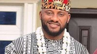 'Please provide an economic relief package for Nigerians, even if it's 50k each' - Yul Edochie appeals to President Buhari
