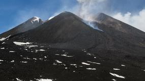 Nad wulkanem Etna pojawiło się UFO