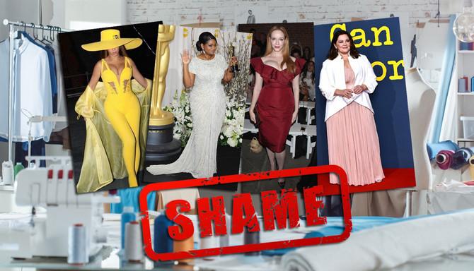 Sramota za dizajnere koji su odbijali da oblače ove žene