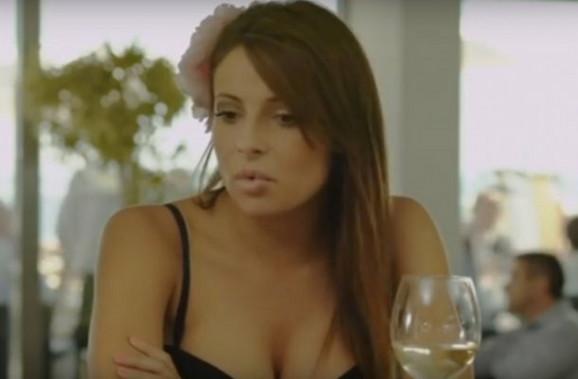 Milena Marić kao Lina