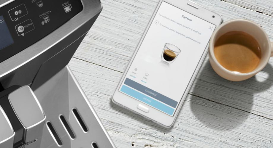 Marktübersicht: Kaffeemaschinen mit App-Steuerung
