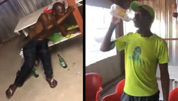 70-year-old man dies after drinking full bottle of gin to compete with youth
