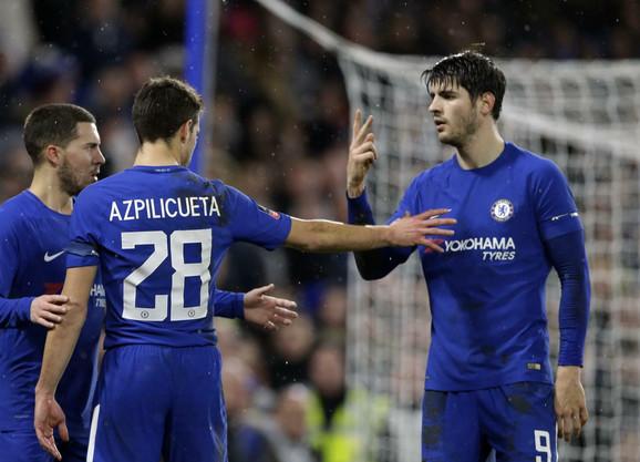 Pocrveneo u produžecima: Alvaro Morata