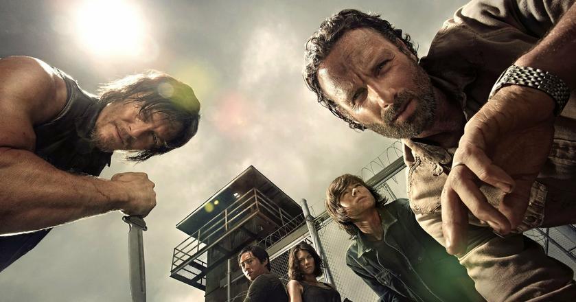 """""""The Walking Dead"""" to serial, który może ucierpieć w wyniku strajku"""