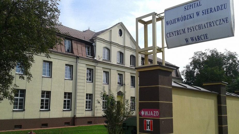 Centrum Psychiatryczne w Warcie