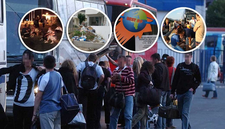 Turisticke agencije, prevara, odmor, putovanje
