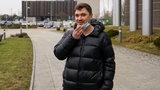 Daniel Martyniuk po wyjściu z sali rozpraw tłumaczy, dlaczego łamał prawo