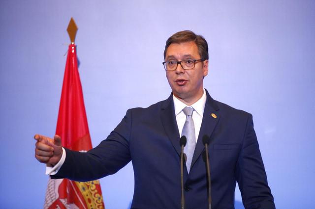 Predsednik Srbije: Aleksandar Vučić