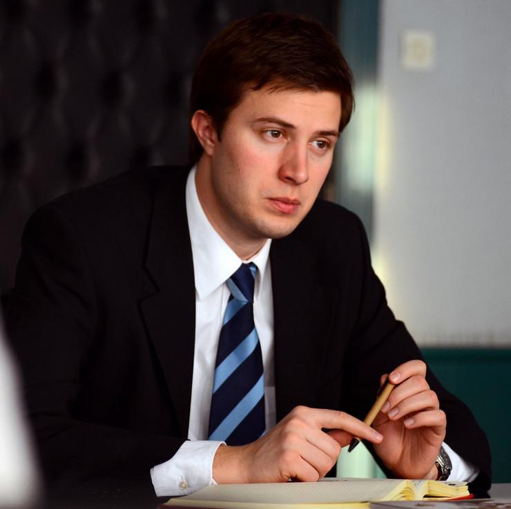 Stefan Surlić, asistent na FPN