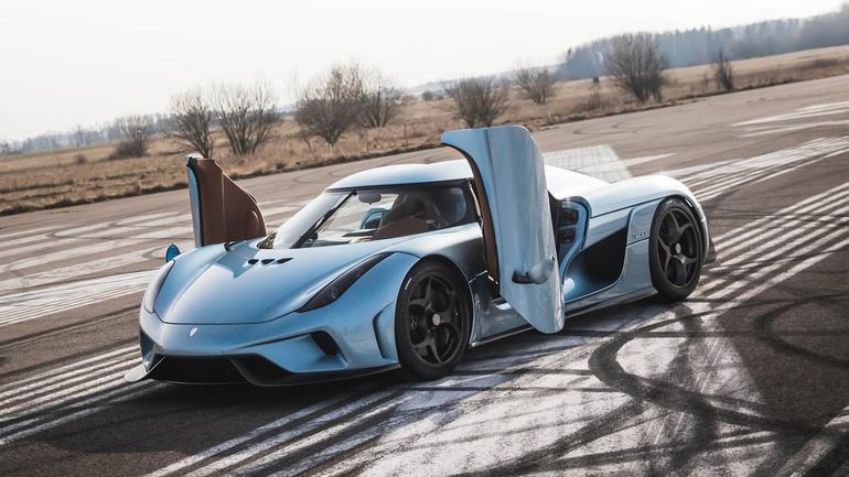 8 najmocniejszych samochodów w sprzedaży