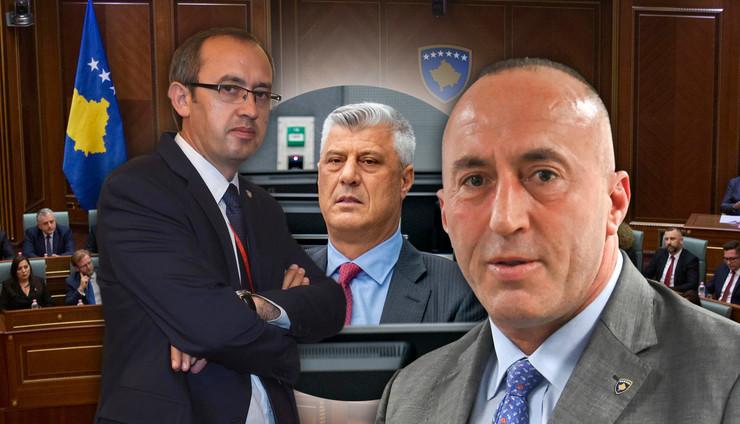 taci haradinaj hoti v3 RAS Tanjug AP, Profimedia, Aleksandar Dimitrijevic