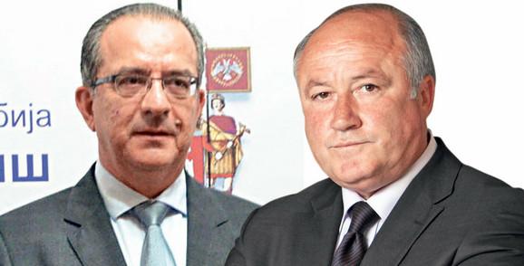 Bez kompromisa: Zoran Perišić i Momir Stojanović