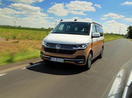 Volkswagen California 6.1 2.0 TDI DSG 4Motion – Wakacyjna jazda!