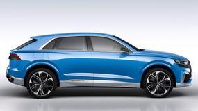Audi Q8 RS ma rozpędzać się do 300 km/h!
