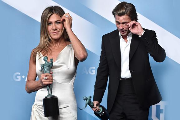 NIKO NIJE ZNAO KAKO SU SE ZAPRAVO UPOZNALI: Otkrivamo detalje BOLNE PROŠLOSTI Dženifer Aniston i Breda Pita - baca novo svetlo na ceo slučaj