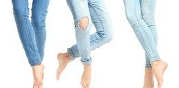 Jak powstają dżinsy z dziurami? Sami zobaczcie!