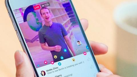 Mark Zuckerberg i Facebook biorą się za streaming gier