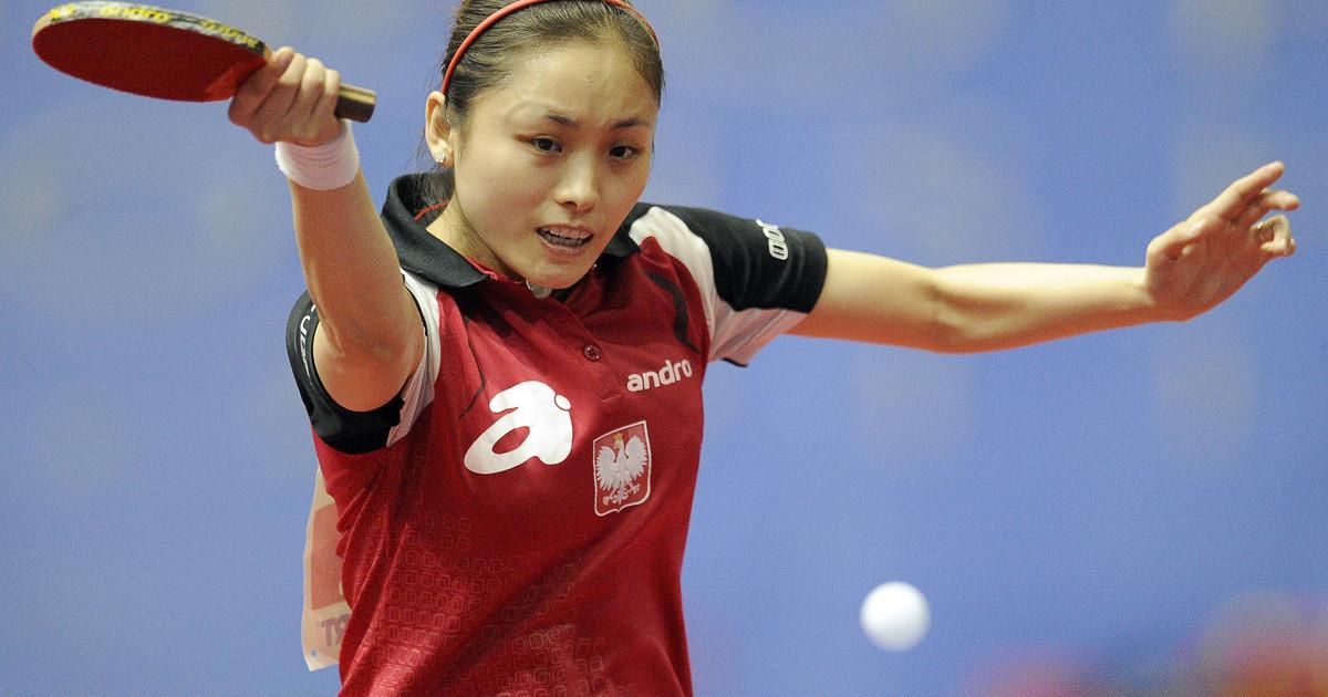 Tokio 2020 - tenis stołowy. Li Qian - Jian Fang Lay. Porażka Polki ...