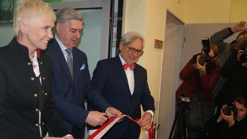 """Otwarcie kliniki """"Budzik dla dorosłych"""" w Olsztynie"""