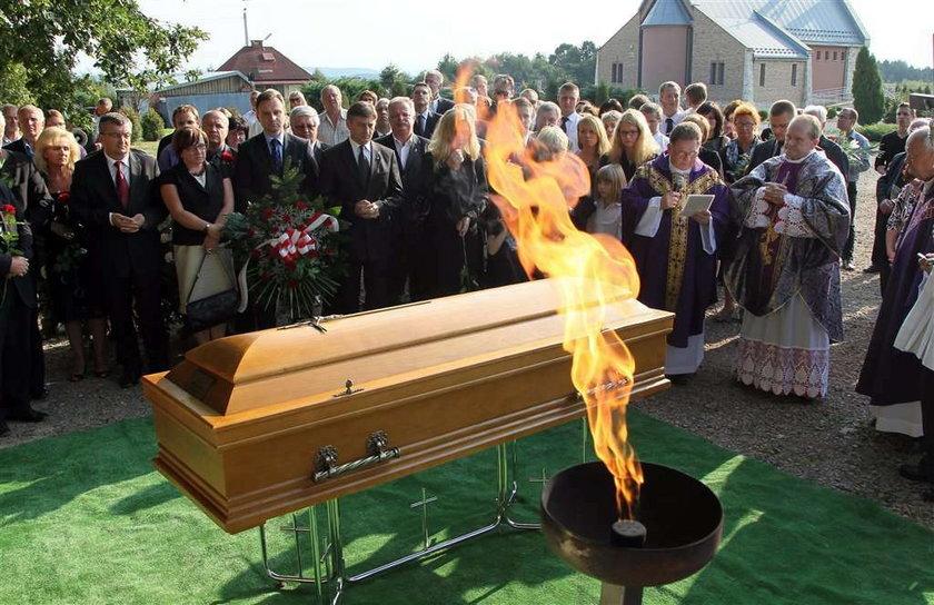 Drugi pogrzeb Wassermanna. Trauma bliskich. Zdjęcia