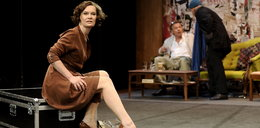 Seweryn uratuje teatr matki