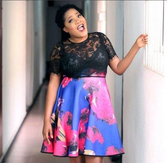 Toyin Aimakhu says she is not about to get married to any actor [Instagram/ToyinAbraham]