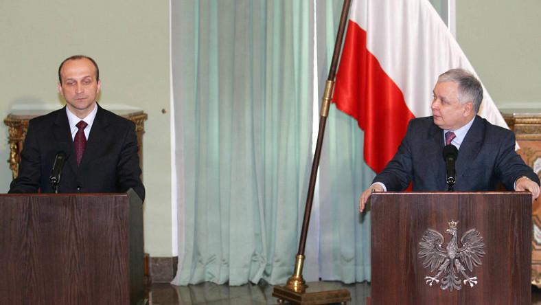 Marcinkiewicz: Prezydent kazał mnie podsłuchiwać