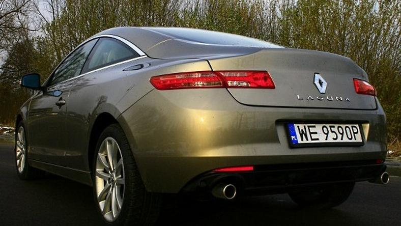 renault laguna coupe 3 5 v6 pierwszy test w polsce moto. Black Bedroom Furniture Sets. Home Design Ideas
