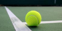 Usłyszeć piłkę. Niewidomi zagrali w tenisa ziemnego