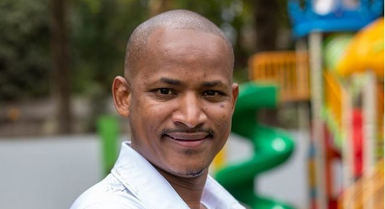 Embakasi East MP Babu Owino has a word for his Twitter trolls