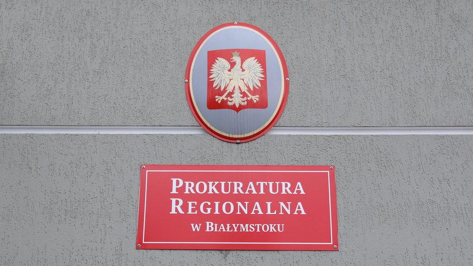 CBA zatrzymało Jakuba Banasia. Syn szefa NIK usłyszał zarzuty, o czym poinformowała Prokuratura Regionalna w Białymstoku